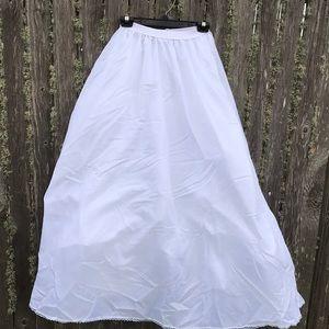 Hoopless/ Seamless Petticoat
